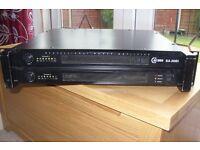 C-Audio RA3001 Stereo Power Amplifier