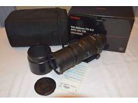 URGENT!! NIKON - SIGMA AF 150-500mm F5-6.3 APO DG OS HSM (Optical Stabilizer) Lens