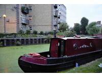 50ft trad stern narrowboat