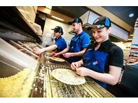 Domino's Pizza In Store Team Members (Pizza Makers, CSRs or Managers) and Drivers Wanted