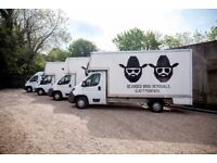 Bearded Bros Removals & Storage - Reliable Efficient Man and Van Service with a Smile