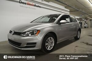 2015 Volkswagen Golf 1.8 TSI Trendline, BLUETOOTH, HEATED SEATS!