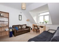 Cintra Park SE19 - A two double bedroom top floor period conversion is available to rent.