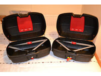 Pair of Givi 36ltr Panniers