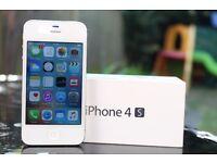 iPhone 4S 8Gb White on Vodafone/Lebara/TalkTalk 4