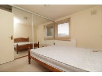 Large One Bedroom Flat with Separate Kitchen, could be used as a 2 bedroom