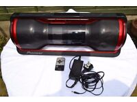 PIONEER CREW STZ-D10Z-R SPEAKER/SOUND SYSTEM WITH REMOTE (home collection only)