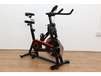 JLL Fitness Ltd - IC300 Exercise Bike - Ex Showroom Model - Collection Only - 1 Month Warranty