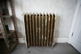 Cast Iron Radiator - 2 ft