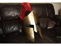 Spartan warrior helmet X2.