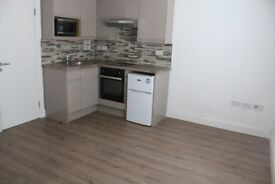 BRAND NEW STUDIO FLAT IN THE HEART OF CROYDON. AVAILABLE NOW!!!