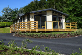 Holiday Lodge for sale at Conwy Lodge Park, Conwy, North Wales, LL32 8UX