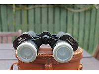 Skybolt Binoculars 8X30 coated lenses with protective covers. £20-00