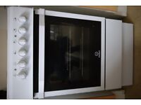 INDESIT Freestanding electric cooker as new