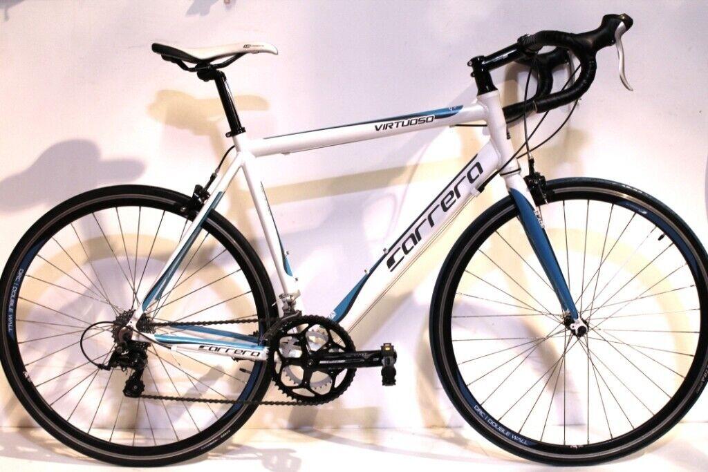 Very Good Condition XL Carrera Virtuoso Road Racing Bike STI 58cm | in Temple Meads, Bristol | Gumtree