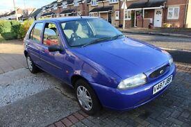 Ford Fiesta 1-3 LX