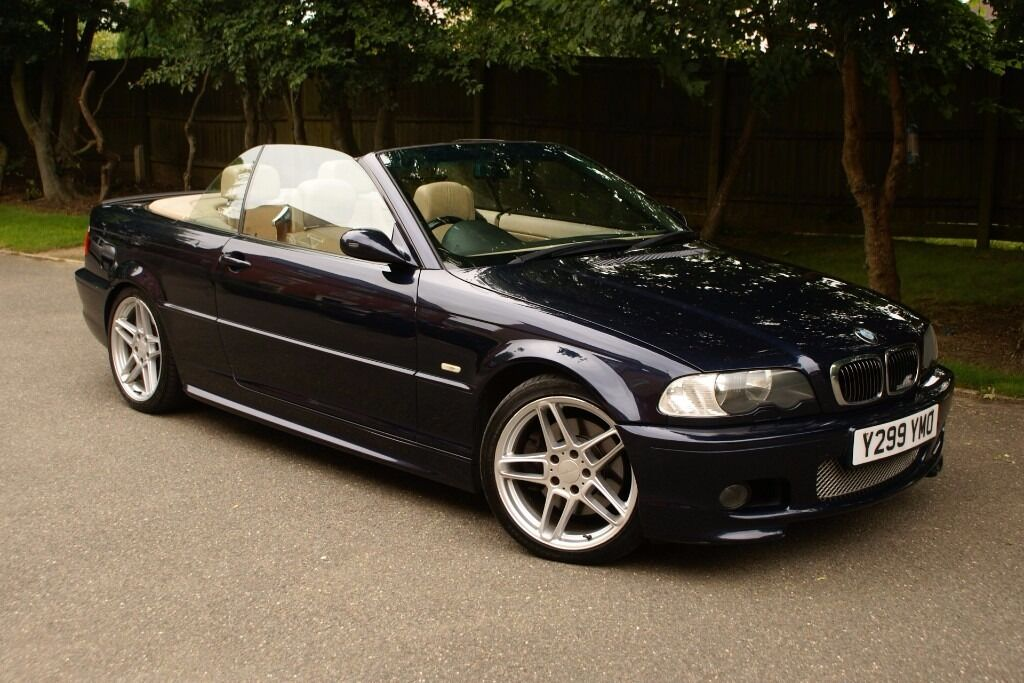 bmw 330ci e46 m sport manual convertible cabrio ac. Black Bedroom Furniture Sets. Home Design Ideas