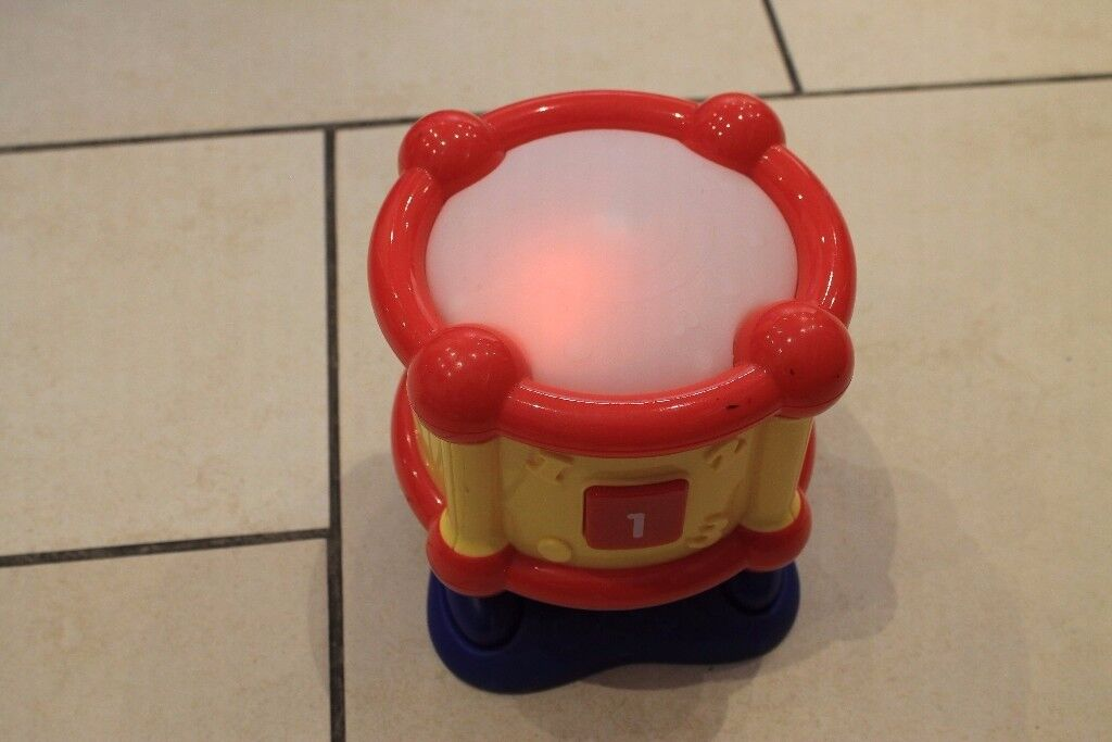 electronic toy carousel