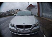 BMW 320D 2007 W/I-drive E90 Diesel