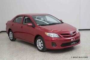 2013 Toyota Corolla CE , *NO ADMIN FEE, FINANCING AVALAIBLE WITH