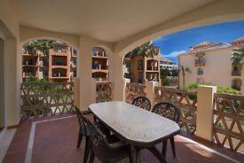 nice holiday at Marriott's Playa andaluza resort