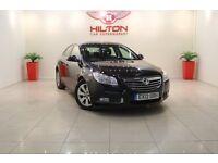 Vauxhall Insignia 2.0 CDTi ecoFLEX 16v SRi 4dr (start/stop) (black) 2012