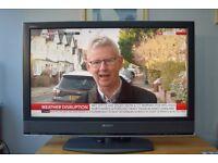 Sony Bravia KDL -40W2000 40 inch TV.