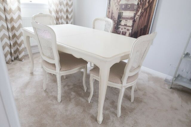 Laura Ashley Provencale Dining Table And Chairs In Wishaw North Lanarkshire Gumtree