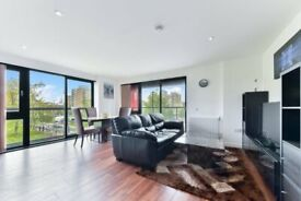 3bedroom, 2bathroom apartment 1st floor of this sought-after development,£575PW Mellor House E14-SA
