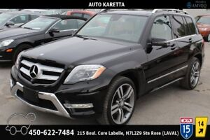 2014 Mercedes-Benz GLK-Class GLK250 BT/NAVI/360 CAMERA/PANORAMIC