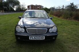 Mercedes-Benz C Class 2.1 C220 CDI SE 5dr£1,200 p/x welcome