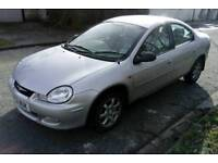 Chrysler Neon 2.0 auto