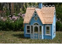 Hand-crafted Wooden Dolls House