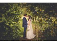 DEAL! £150 & £200 Off! Romantic Wedding Photographer & Video by Couple in Kent