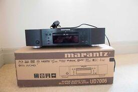 Marantz UD7006 Blue Ray/Super Audio CD Player