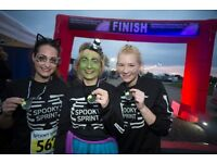 Volunteer photographer needed for the Spooky Sprint at Tonbridge School