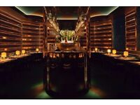 Kitchen Porter's required for top London restaurant - Holland Park W11 4JG