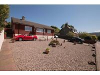 LARGE FAMILY 3 BEDROOM DETACHED BUNGALOW IN CAMPBELTOWN, ARGYLL AND BUTE