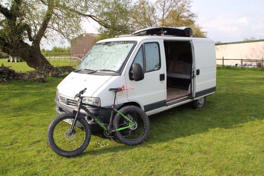 stealth camper diy camper fiat ducato 12 months mot. Black Bedroom Furniture Sets. Home Design Ideas