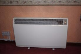 Dimplex CXLS24N Automatic Combi 3.4kW Storage and 2000W Convector Heater in White