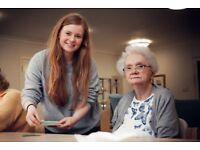 Coffee Morning Volunteers - Emily Court