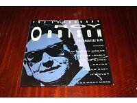LEGENDARY ROY ORBISON - GREATEST HITS VINYL LP - 1960-1964 Album