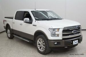 2015 Ford F-150 Lariat ONLY 6 324 KM!!!