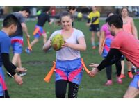 Play Mixed Social Tag Rugby - Free Taster Session @ John Smeaton Lesiure Centre, Tuesday 6th Feb