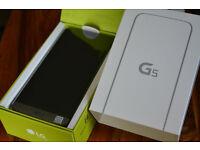 Brand New LG G5 32GB Titan (EE ) Unwanted Upgrade