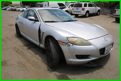 2004 Mazda RX-8  2004 Mazda RX-8 100K Low Miles 6 Speed Manual Rotary Powered NO RESERVE