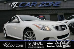 2010 Infiniti G37 Sport, loaded, leather, camera, sunroof