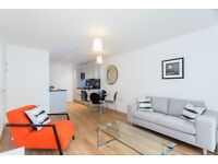 Modern 1 bedroom apartment is available in Surrey quays / Canada water SE8 - gym, concierge, balcony