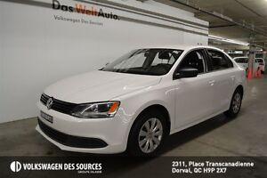 2013 Volkswagen Jetta 2.0L Trendline+, A/C, *VERY CLEAN*