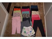 Girls Clothes Bundle x 40 items, 1-2 years